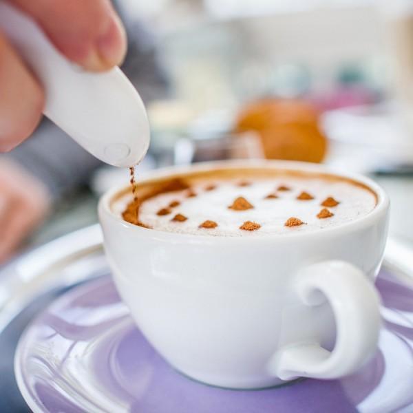 risanje po kavi