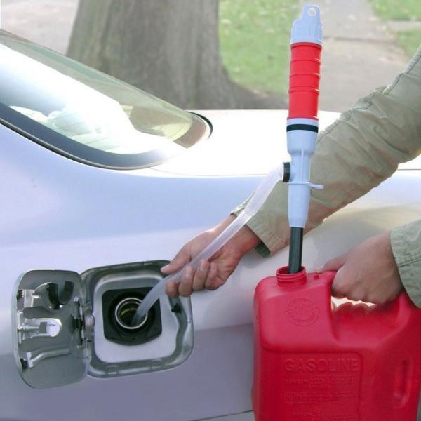 prenos goriva s črpalko