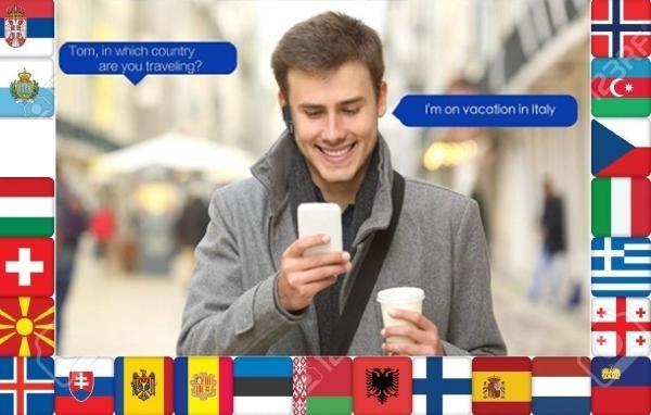 digitalno tolmačenje jezika
