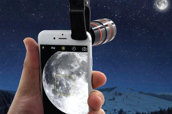 teleskop za telefon