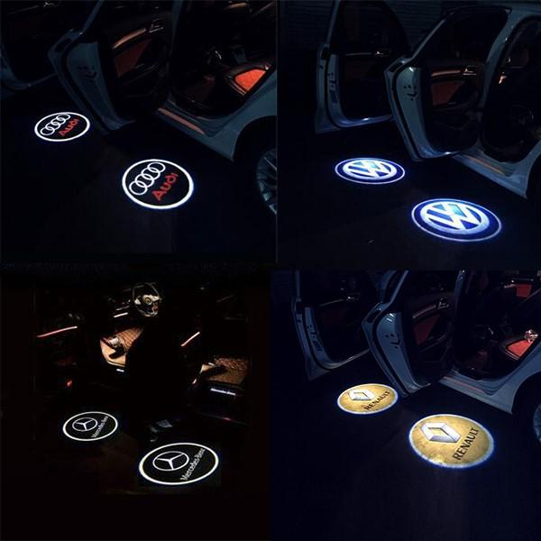 led logo projektor za vrata