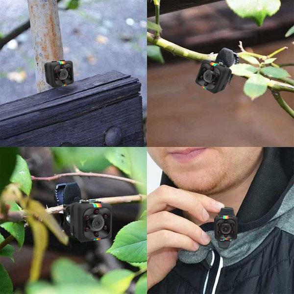 brezžična vohunska kamera