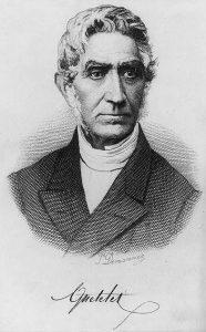 izumitelj ITM izračuna adolphe quetelet