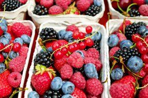 sadje jagodičevje