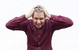 stres ima vpliv na hujšanje